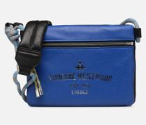 Hilary Crossbody Handtasche in blau