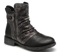 Mandy D8073 Stiefeletten & Boots in schwarz