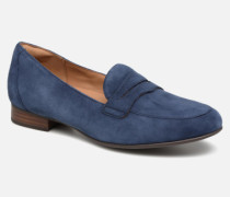 Un Blush Go Slipper in blau