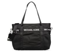 The Michael Bag LG Tote Handtasche in schwarz