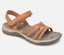 Elzada Sandal LEA Sandalen in braun