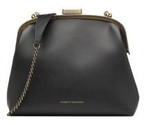 Emma Mini Handtasche in schwarz