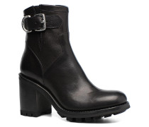 Justy 9 Small Gero Buckle Stiefeletten & Boots in schwarz