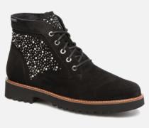 Sibile Spark Stiefeletten & Boots in schwarz