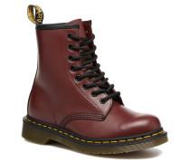 1460 W Stiefeletten & Boots in weinrot