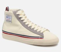 Mid Cut Shoe MERCURY MID CANVAS W Sneaker in weiß