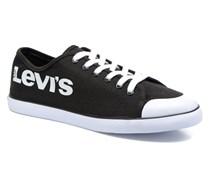 Venice Beach Low Sneaker in schwarz