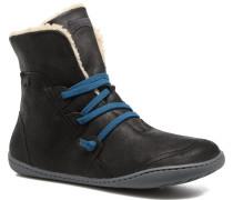 Peu Cami 46477 Stiefeletten & Boots in schwarz