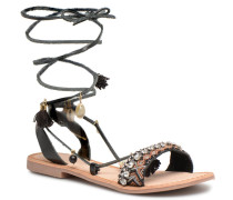 IOANA Sandalen in schwarz