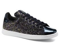 Deportivo Basket Glitter W Sneaker in blau