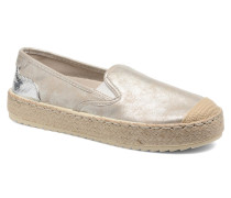 Kathe Espadrilles in goldinbronze