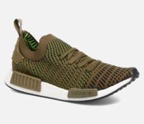 Nmd_R1 Stlt Pk Sneaker in braun