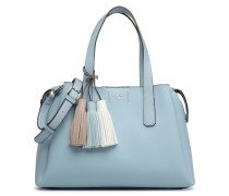 Trudy Girlfriend Satchel Handtasche in blau