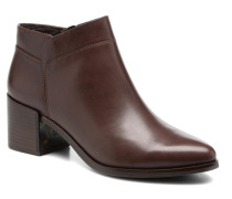 Freda Calf Stiefeletten & Boots in braun