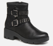 PANA 58633 Stiefeletten & Boots in schwarz