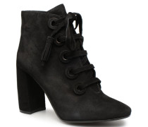 U2000G Stiefeletten & Boots in schwarz