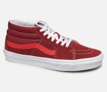 SK8 Mid Sneaker in rot