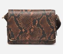 QIRASSA Handtasche in braun