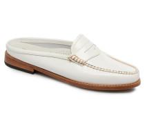 Weejun WMN Penny Slide Slipper in weiß