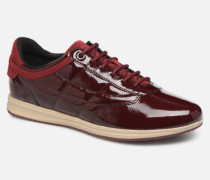 D AVERY Sneaker in rot