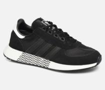Marathon Tech Sneaker in schwarz