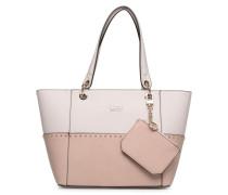 KAMRYN TOTE ZIP Handtasche in rosa