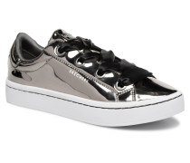 HiLite Liquid Bling Sneaker in silber