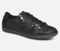 Hawai Sneaker in schwarz