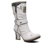 Lazlo Stiefeletten & Boots in weiß