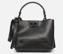 MEAWET Handtasche in schwarz