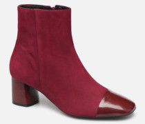 Wisquar Soft Stiefeletten & Boots in weinrot