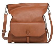 Iza Shoulder Bag Handtasche in braun