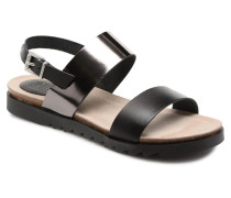 SabinneC7416 Sandalen in schwarz
