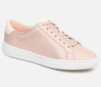 Irving Lace Up Sneaker in rosa