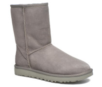 W Classic Short II Stiefeletten & Boots in grau
