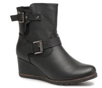 63882 Stiefeletten & Boots in schwarz