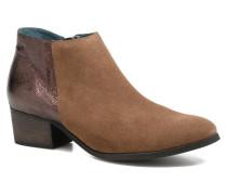 GLUBIUS Stiefeletten & Boots in braun