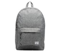 Classic Rucksäcke für Taschen in grau