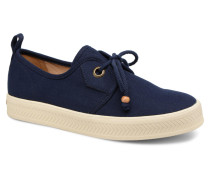 Sonar One Wood W Sneaker in blau