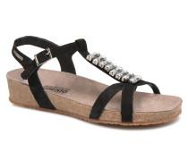 Ibella Sandalen in schwarz