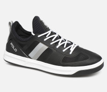 Court200 Sneaker in schwarz