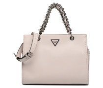 Sawyer Satchel Handtasche in beige