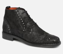Chiva 392 Stiefeletten & Boots in schwarz