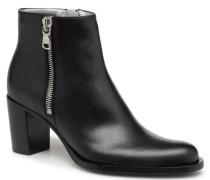 Rainbow 7 Big Zip Boot Stiefeletten & Boots in schwarz