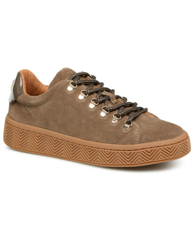 Ginger Sneaker in braun
