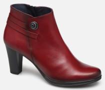 Luna 7934 Stiefeletten & Boots in rot
