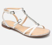 2GRIOTTES Sandalen in weiß