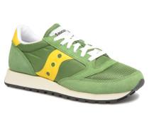 Jazz Original Vintage Sneaker in grün