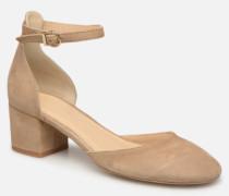 VIRGILIE Sandalen in beige