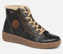 Doulou Stiefeletten & Boots in schwarz